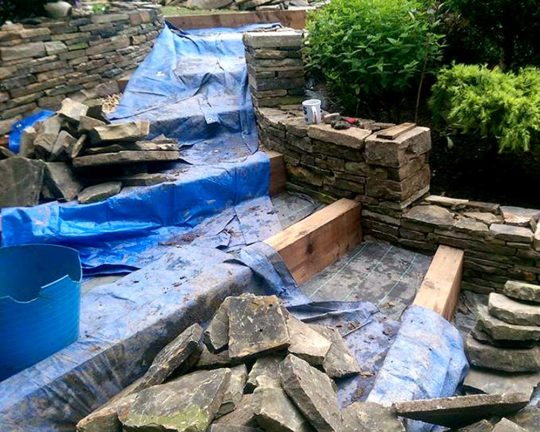 landscaping-dry-stone-walling-in-progress-2