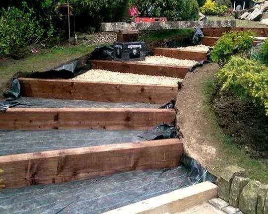 landscaping-dry-stone-walling-in-progress