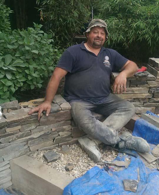 Liam Sinar Dry Stone Walling