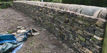 Roadside Wall Flockton