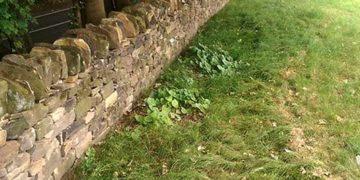 Sekar Lane Woolley Dry Stone Wall